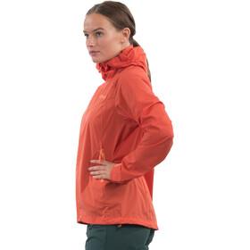 Bergans Microlight Jacket Women brick/cantaloupe